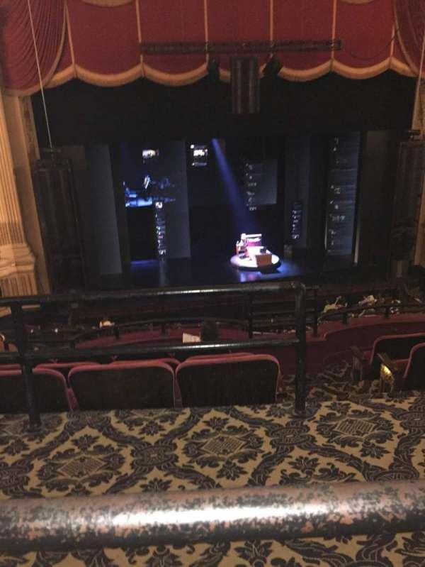 Citizens Bank Opera House, secção: Mezzanine LC, fila: A, lugar: 115