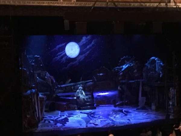 Hollywood Pantages Theatre, secção: Mezzanine LC, fila: F, lugar: 312