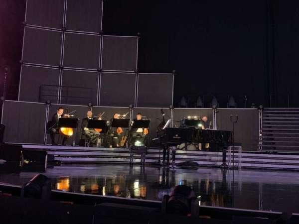 Amalie Arena, secção: Floor 2, fila: 3, lugar: 13