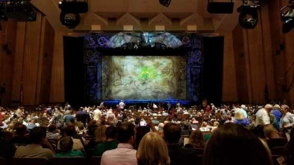 Keller Auditorium, secção: Orchestra C, fila: DD, lugar: 6