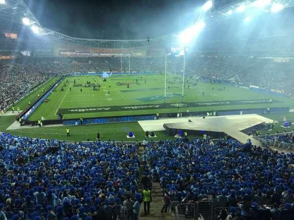 ANZ Stadium, secção: 317, fila: 1, lugar: 37