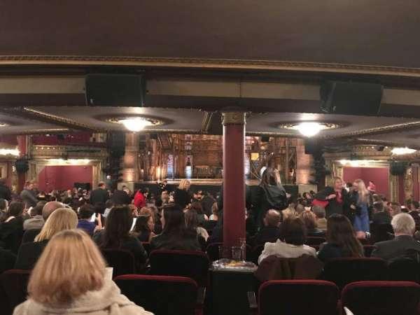 CIBC Theatre, secção: Orchestra C, fila: ZZ, lugar: 116