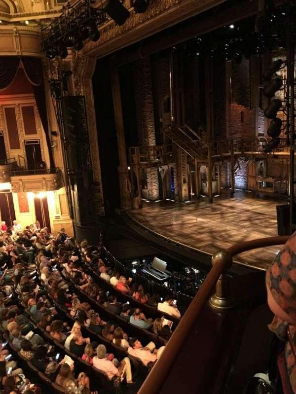 Hippodrome Theatre, secção: RBOX, fila: 3, lugar: 3