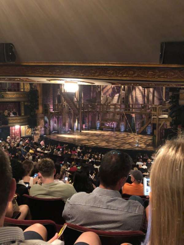 Richard Rodgers Theatre, secção: Orchestra, fila: T, lugar: 18
