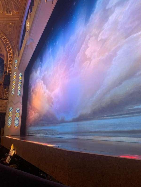 Eugene O'Neill Theatre, secção: Orchestra R, fila: A, lugar: 2