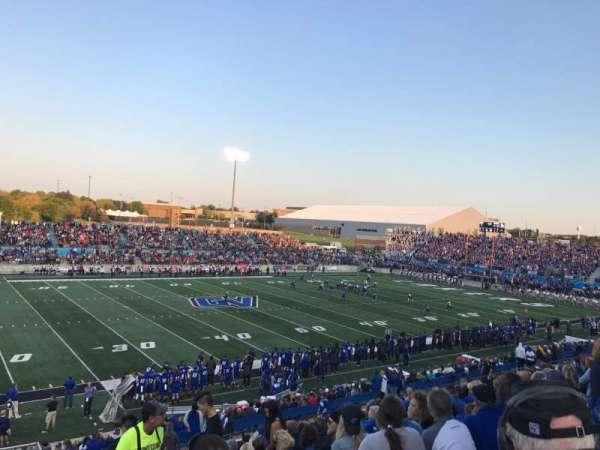 Lubbers Stadium, secção: 202