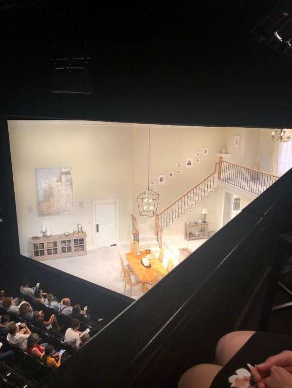 Theatre For A New Audience, secção: A, fila: 1, lugar: 305