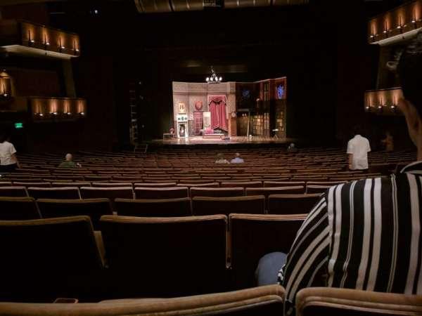 Ahmanson Theatre, secção: Orch, fila: W, lugar: 24