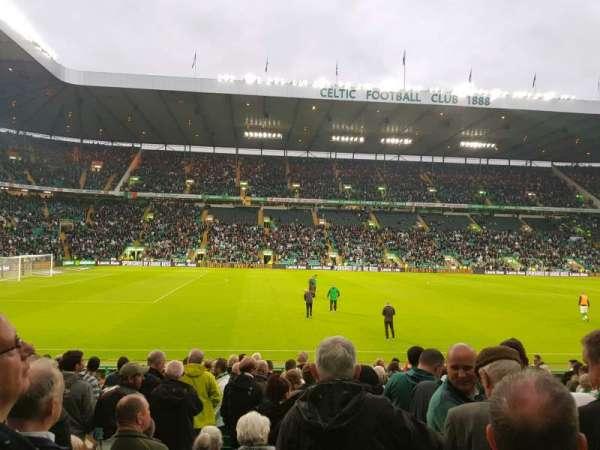 Celtic Park, secção: FS2, fila: 18, lugar: 15