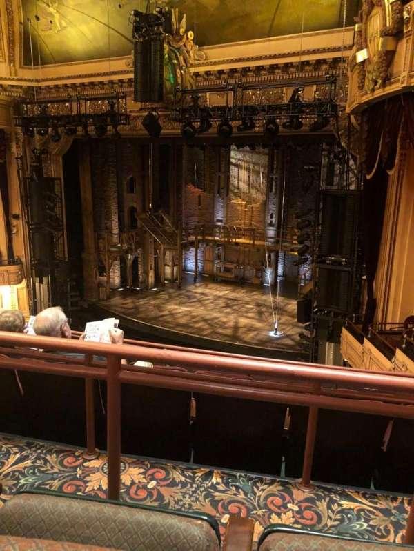 Hippodrome Theatre, secção: RMBAL, fila: E, lugar: 216