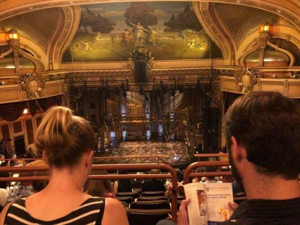 Hippodrome Theatre, secção: UCBAL, fila: N, lugar: 112