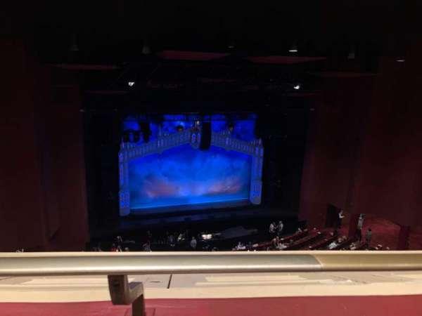 San Diego Civic Theatre, secção: RBLCL2, fila: O, lugar: 21