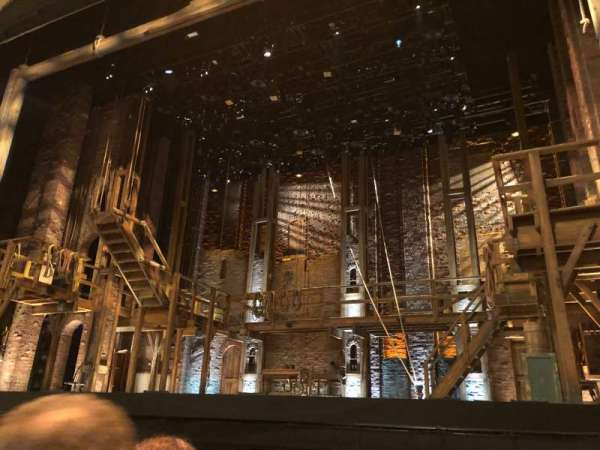 Orpheum Theatre (San Francisco), secção: Orchestra RC, fila: D, lugar: 118