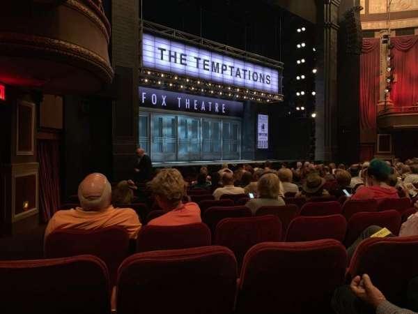 Imperial Theatre, secção: Orchestra L, fila: L, lugar: 25