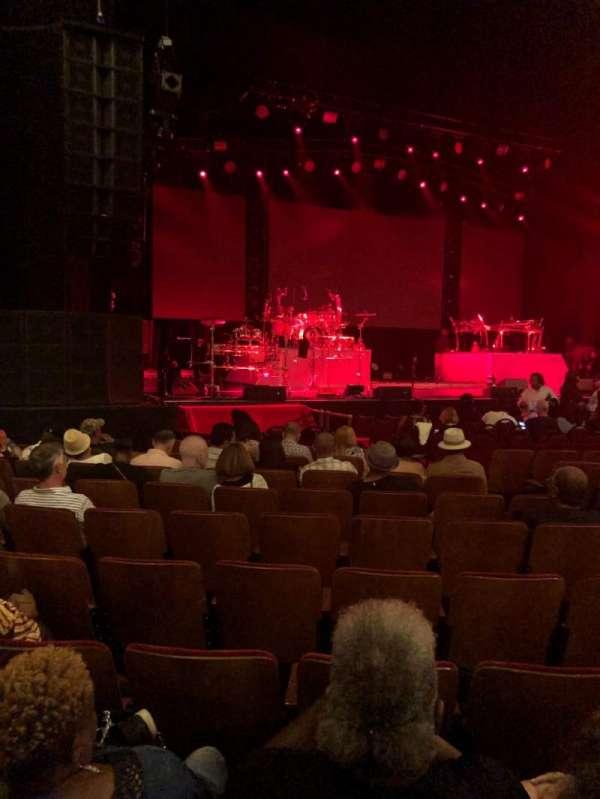 Chicago Theatre, secção: MNFL3L, fila: KK, lugar: 317