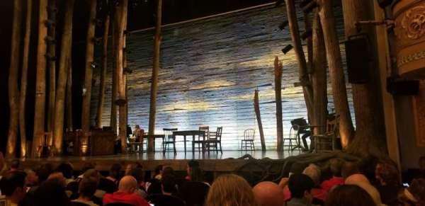 Gerald Schoenfeld Theatre, secção: Orchestra L, fila: E, lugar: 2