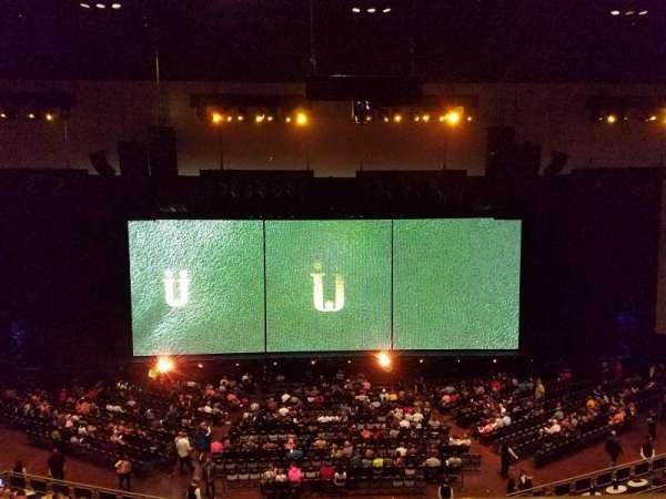 Park Theater at Park MGM, secção: 404, fila: A, lugar: 18