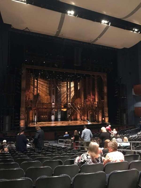 Thelma Gaylord Performing Arts Theatre, secção: OLFT, fila: S, lugar: 8