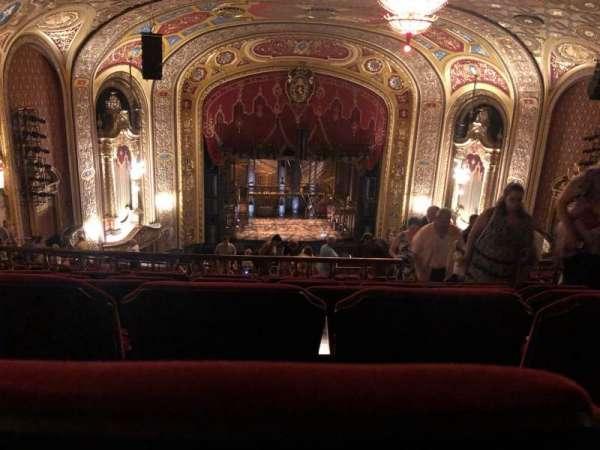 Providence Performing Arts Center, secção: SDC, fila: R, lugar: 109