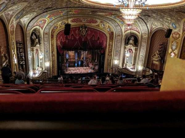 Providence Performing Arts Center, secção: SDC Left, fila: V, lugar: 3