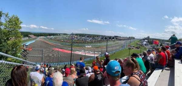 Watkins Glen International, secção: 5, fila: 26, lugar: 10