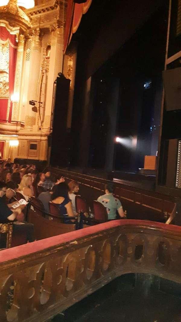 Citizens Bank Opera House, secção: ROBXLV, fila: A, lugar: 54