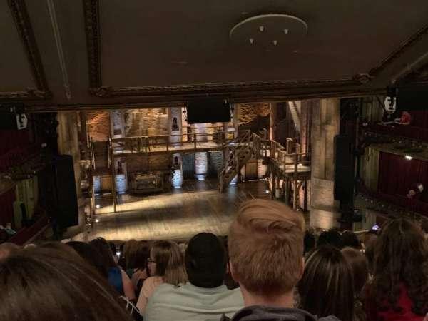 CIBC Theatre, secção: Mezzanine L, fila: N, lugar: 309