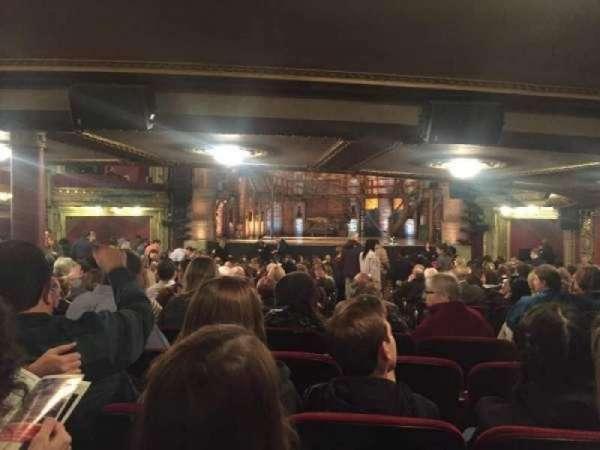 CIBC Theatre , secção: Orchestra C, fila: Z, lugar: 112
