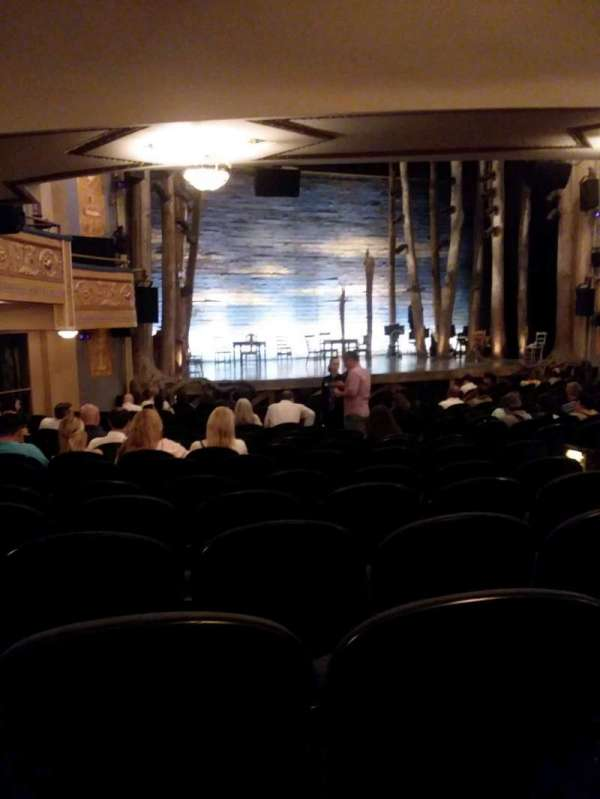 Gerald Schoenfeld Theatre, secção: orchestra l, fila: R, lugar: 15