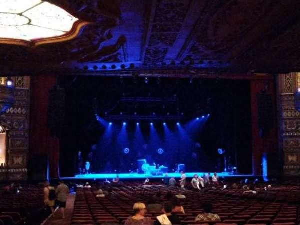 The Fabulous Fox Theatre (St. Louis), secção: OR03, fila: HH, lugar: 127