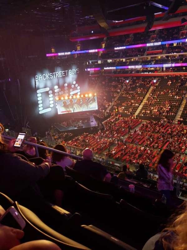 Little Caesars Arena, secção: M25, fila: 4, lugar: 7