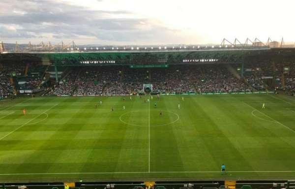 Celtic Park, secção: 405, fila: H, lugar: 29