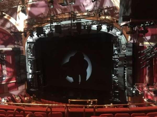 Broadway Theatre - 53rd Street, secção: Front Mezzanine R, fila: F, lugar: 5