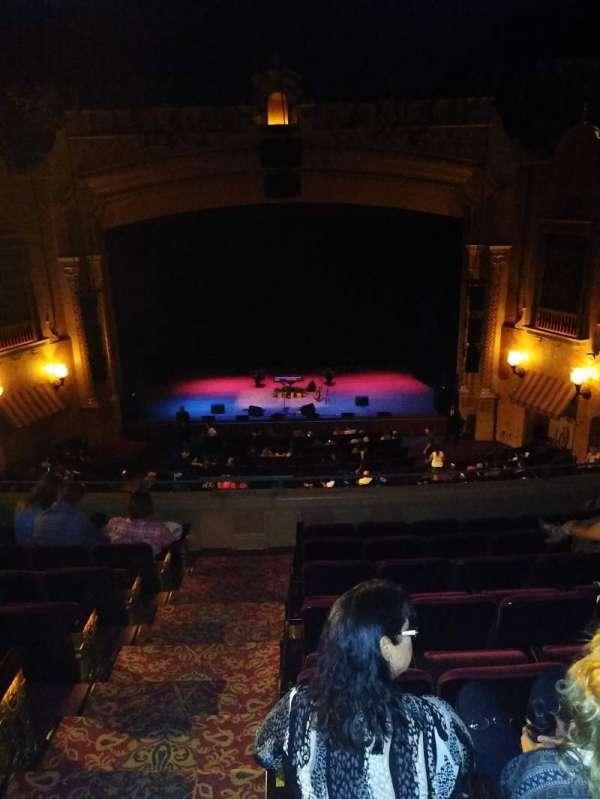 Plaza Theatre (El Paso), secção: Mezz, fila: MH , lugar: 102