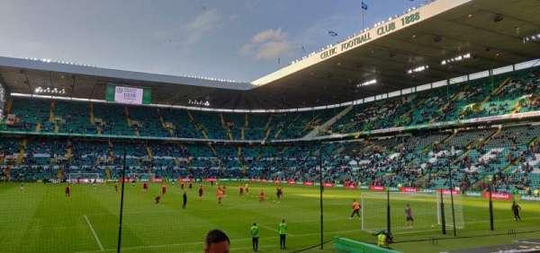 Celtic Park, secção: 116, fila: M, lugar: 17