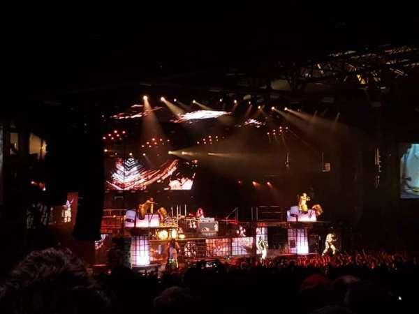 Hollywood Casino Amphitheatre (Maryland Heights), secção: Upper Left, fila: WW, lugar: 5