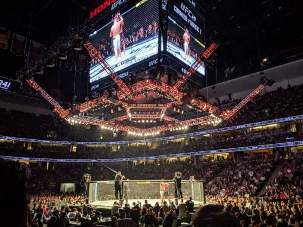 Honda Center, secção: 220, fila: D, lugar: 14