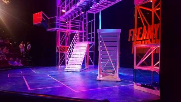 Jewel Box Stage at the Hale Centre Theatre, secção: Right, fila: 2, lugar: 3