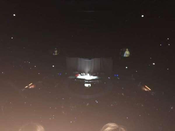 Ziggo Dome, secção: 207, fila: 6, lugar: 233