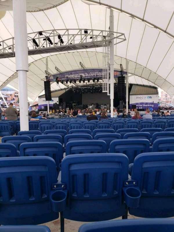 MECU Pavilion, secção: 301, fila: F, lugar: 10