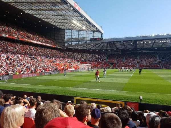 Old Trafford, secção: N1404, fila: KK, lugar: 227