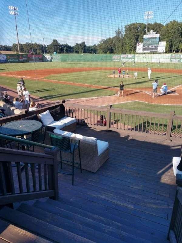 The Ballpark at Jackson, secção: Party Deck