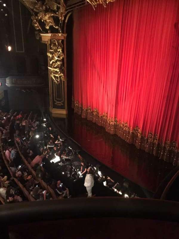 Majestic Theatre, secção: Box C, lugar: 50