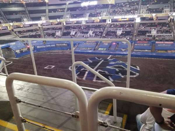 SAP Center, secção: 214, fila: 3, lugar: 14