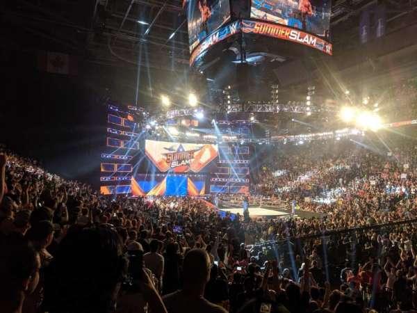 Scotiabank Arena, secção: 105A, fila: 12