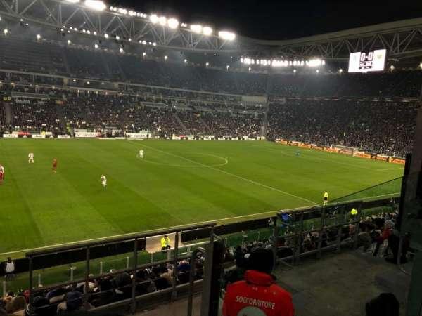 Allianz Stadium (Turin), secção: 116, fila: 22, lugar: 1