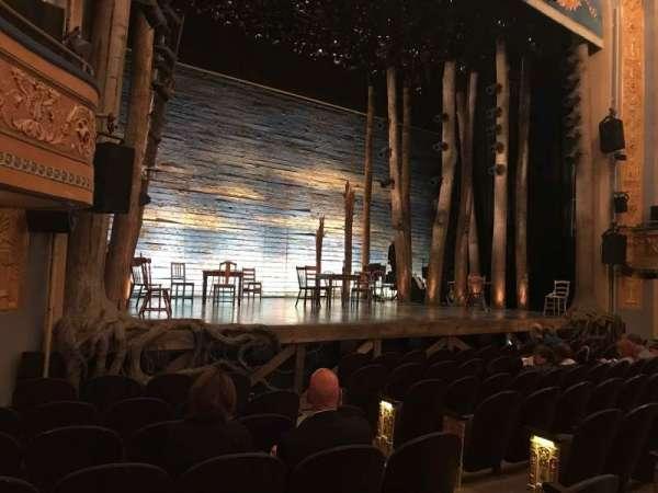 Gerald Schoenfeld Theatre, secção: Orchestra L, fila: H, lugar: 11