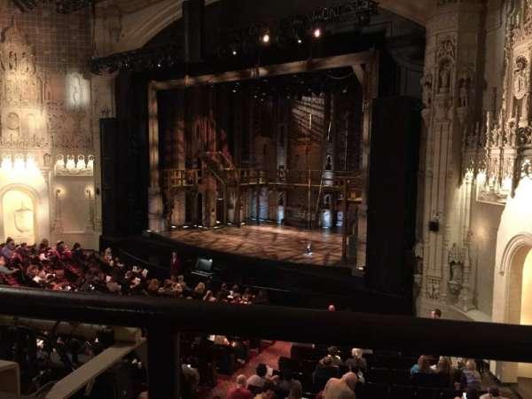 Orpheum Theatre (San Francisco), secção: Loge R, fila: A, lugar: 22