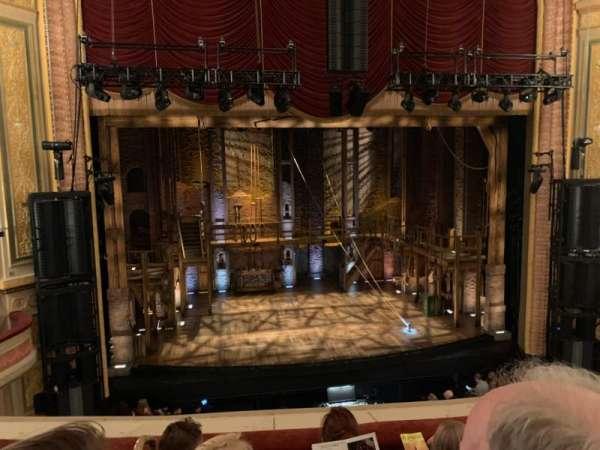 Forrest Theatre, secção: Front Mezzanine C, fila: D, lugar: 114
