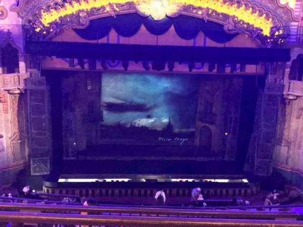 Majestic Theatre - San Antonio, secção: Mezzanine C, fila: CC, lugar: 11